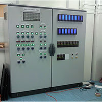Design and Fabrication of Control and Starter Panel