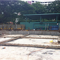 Reinforced Concrete Structure Works